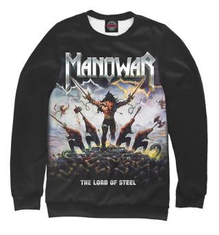 Одежда с принтом Manowar (601820)