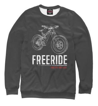 Одежда с принтом FreeRide