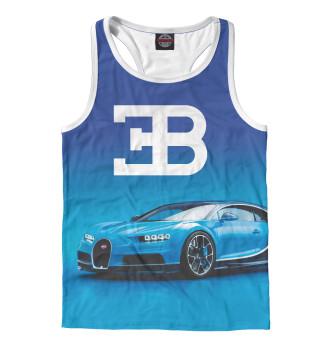 Майка борцовка мужская Bugatti (7328)