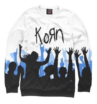 Одежда с принтом KoЯn (268330)