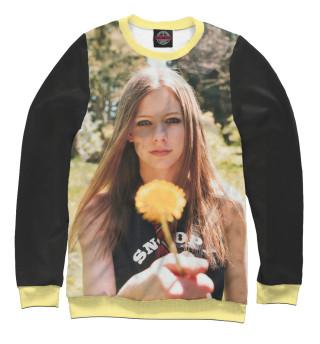 Одежда с принтом Young Avril Lavigne