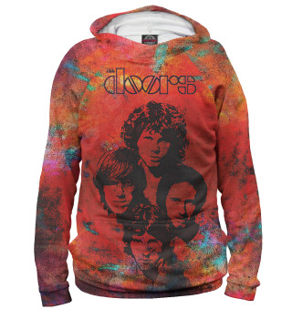 Худи женское The Doors (8629)