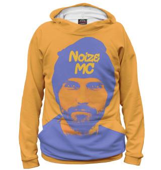 Худи женское Noize MC (9091)
