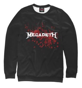Одежда с принтом Megadeth (860192)