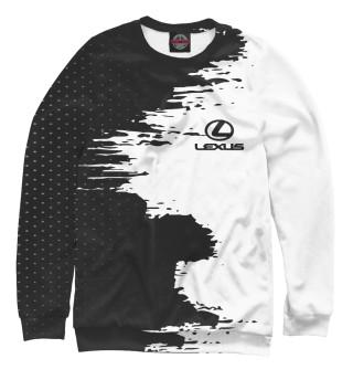 Одежда с принтом LEXUS sport