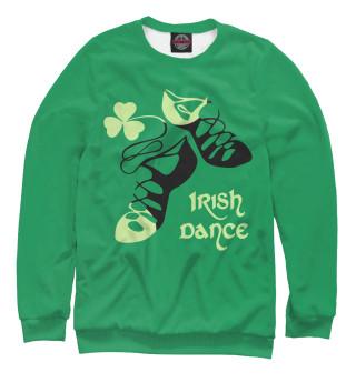 Одежда с принтом Ireland, Irish dance