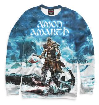 Одежда с принтом Amon Amarth (350229)