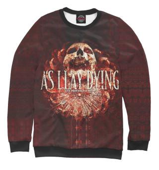 Одежда с принтом As I Lay Dying (887481)