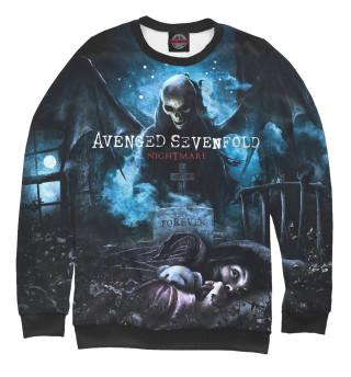 Одежда с принтом Avenged Sevenfold (598331)