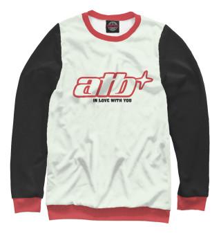 Одежда с принтом ATB