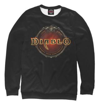 Одежда с принтом Diablo (550017)