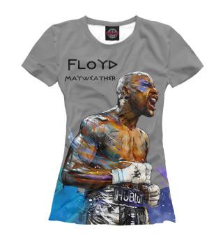 Футболка женская Floyd Mayweather