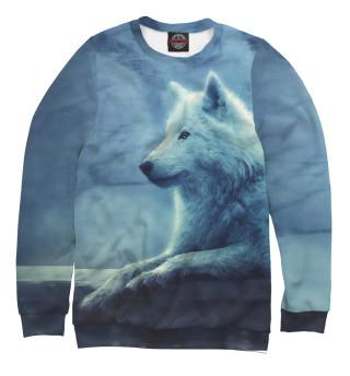 Одежда с принтом Волк (127199)