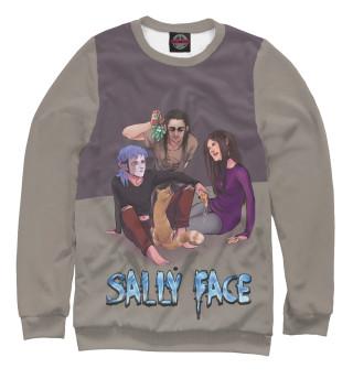 Одежда с принтом Sally Face (278347)