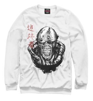 Одежда с принтом Resident Evil Nemesis