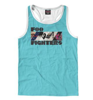 Майка борцовка мужская Foo Fighters (9936)