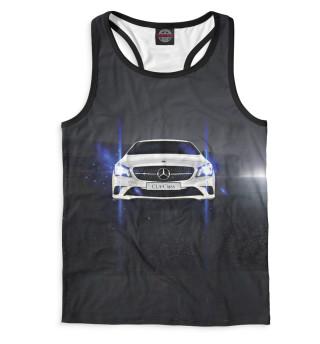 Майка борцовка мужская Mercedes-Benz
