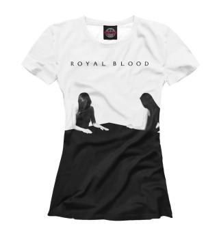 Футболка женская Royal Blood (8238)