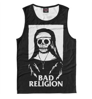 Майка мужская Bad Religion (3978)