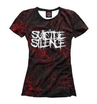 Футболка женская Suicide Silence (3605)