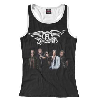 Майка борцовка женская Aerosmith (7402)