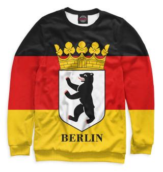 Одежда с принтом Берлин (124084)