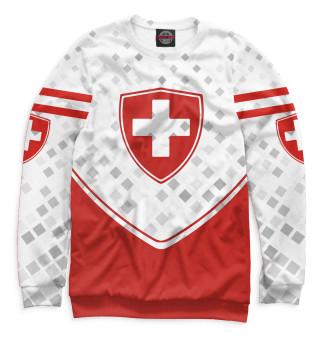 Одежда с принтом Сборная Швейцарии (332255)