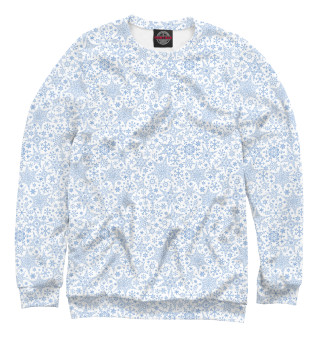 Одежда с принтом Зимние Узоры (838244)