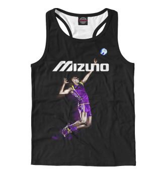 Майка борцовка мужская Volleyball (Mizuno) (4869)