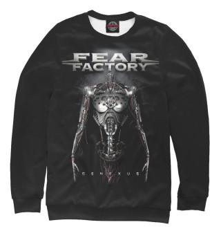 Одежда с принтом Fear Factory (481262)
