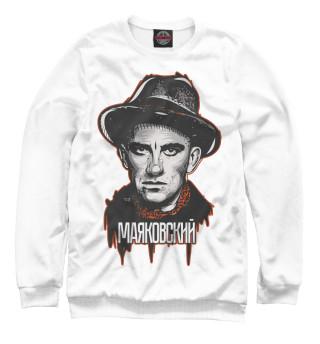 Одежда с принтом В.Маяковский