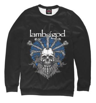 Одежда с принтом Lamb Of God (961025)