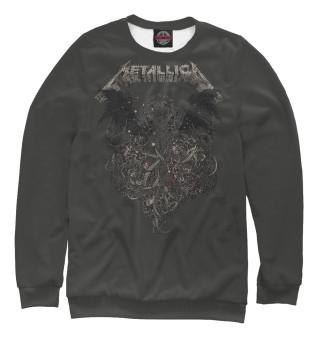 Одежда с принтом Metallica band