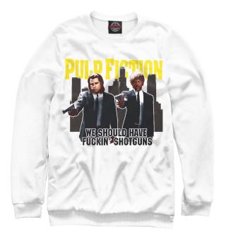 Одежда с принтом Pulp Fiction (криминально чтиво)