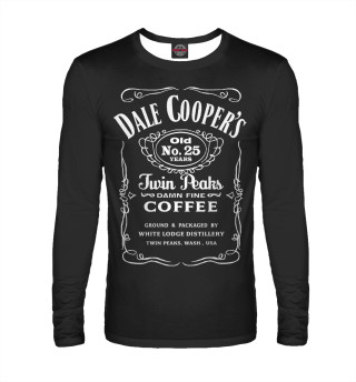 Лонгслив  мужской Dale Cooper Whiskey