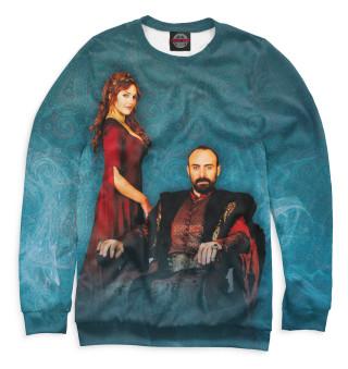 Одежда с принтом Великолепный век (964852)