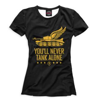Футболка женская World of Tanks Blitz