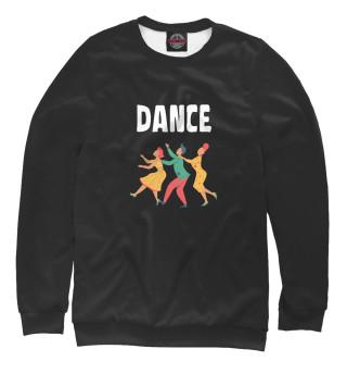 Одежда с принтом Танцы (292845)