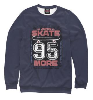 Одежда с принтом Japan skate 95