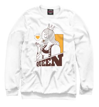 Одежда с принтом Королева (501865)