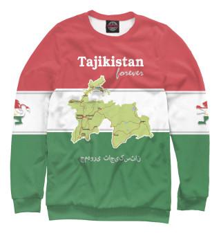 Одежда с принтом Таджикистан (923927)