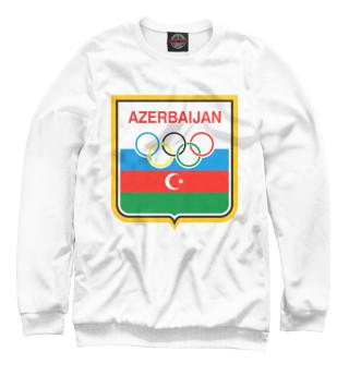 Одежда с принтом Azerbaijan Olimpic