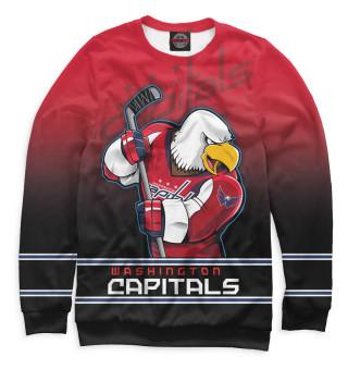 Одежда с принтом Washington Capitals (480113)