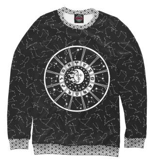 Одежда с принтом Созвездия знаков зодиака (973101)