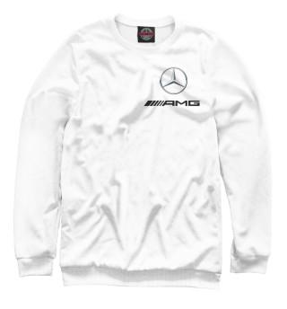 Свитшот, Футболка, Майка, Майка борцовка, Худи, Поло, Лонгслив, Плед, Шарф, Купальник-боди  Mercedes AMG (204591)