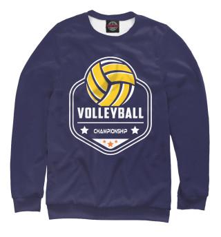 Одежда с принтом Чемпионат по Волейболу (238074)