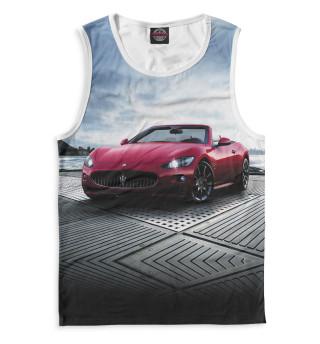 Майка мужская Maserati (211)