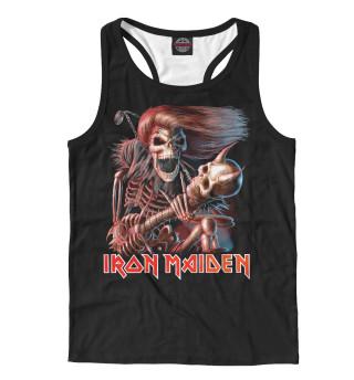 Майка борцовка мужская Iron Maiden (4625)