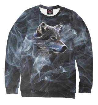 Одежда с принтом Волк (946466)