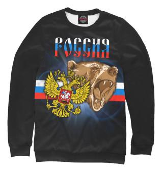 Одежда с принтом Россия (286653)